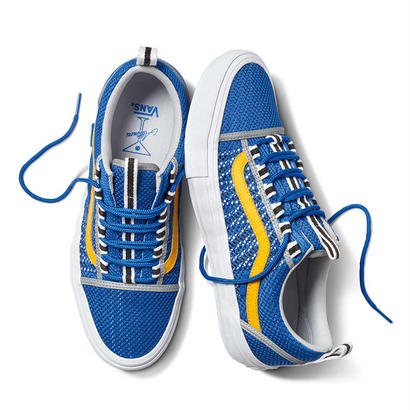 VANS x ALLTIMERS OLD SKOOL SPORT PRO SHOES BLUE