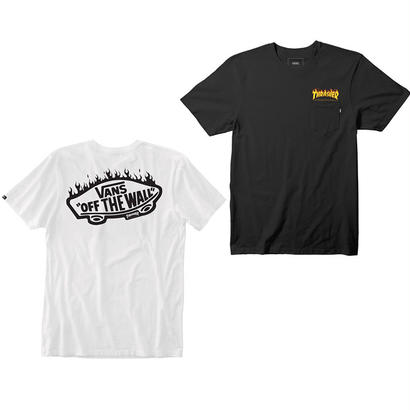 VANS x THRASHER POCKET TEE