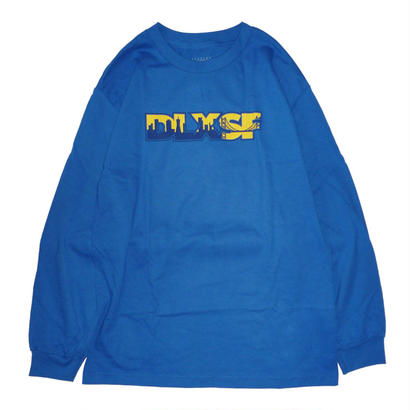 DLXSF SKYLINE GSW COLORWAY L/S TEE