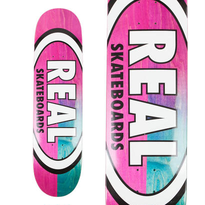 REAL SKINNY DIP OVAL DECK   (8.06 x 31.8inch)