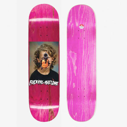 FUCKING AWESOME JASON DILL BREAKTHROUGH DECK  (8.5 x 32.2inch)