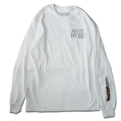 ANTI HERO BUCKSHANK L/S TEE
