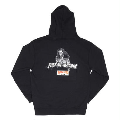 FUCKING AWESOME x THRASHER TRASH ME HOODIE