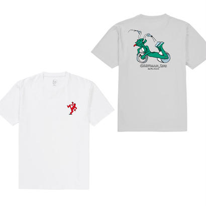 DEAR, x POLAR SKATE CO. RON CHATMAN PRO TEE
