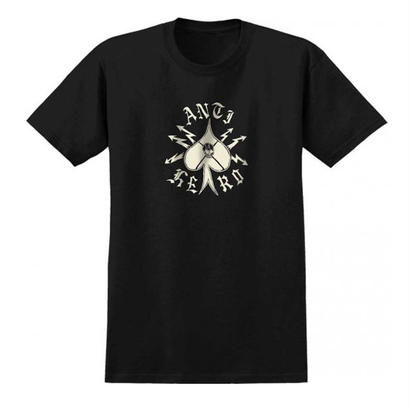 ANTI HERO  SPADES TEE