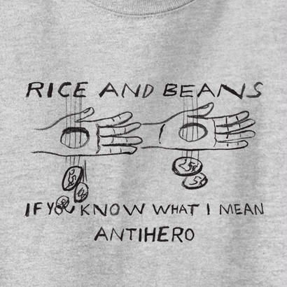 ANTI HERO RICE & BEANS TEE