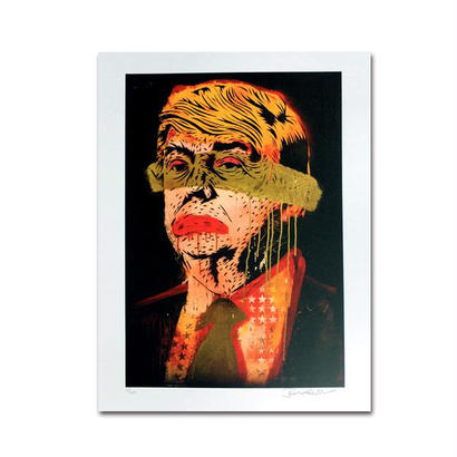 LOST HIGHWAY  RONALD THE DONALD POSTER