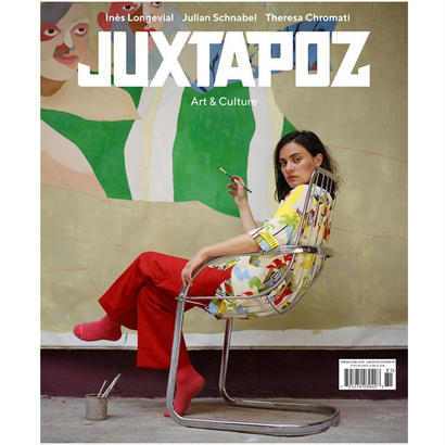 JUXTAPOZ MAGAZINE ISSUE #205 2018 SPRING