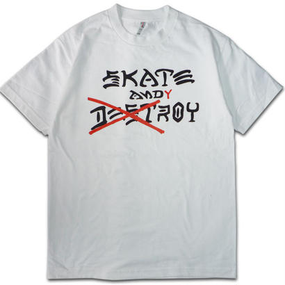HESHDAWGZ x ANDY ROY SKATE ANDY ROY TEE