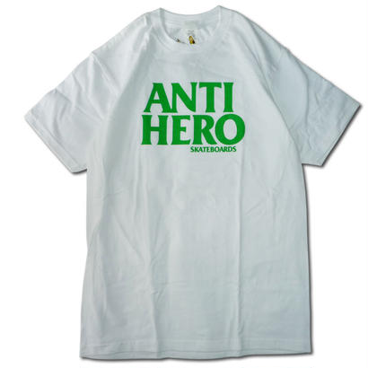ANTI HERO  BLACK HERO TEE