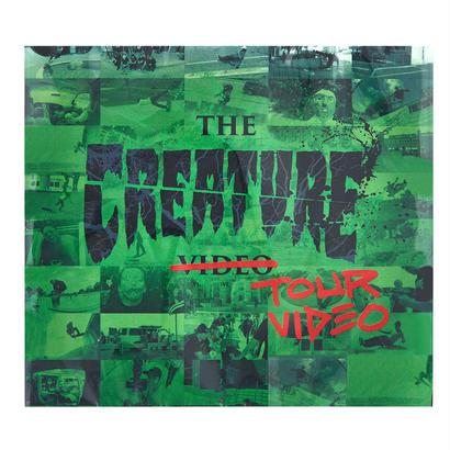 CREATURE TOUR VIDEO DVD