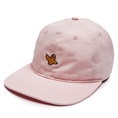 KROOKED YG BIRD EMBROIDERY STRAPBACK CAP