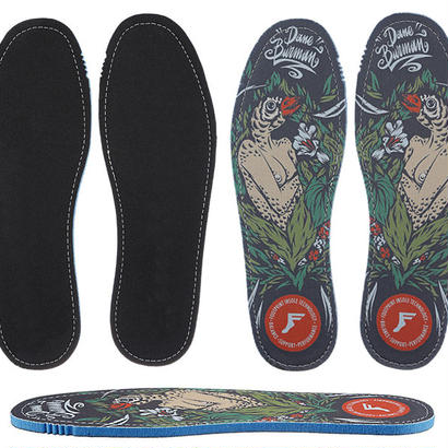 FP INSOLES KING FOAM INSOLES DANE BURMAN 7mm