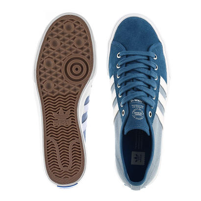 SALE! セール! ADIDAS SKATEBOARDING  MATCHCOURT RX SKATE SHOES - CORE BLUE/FOOTWEAR WHITE/TACTILE BLUE