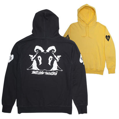 FUCKING AWESOME HEARTS HOODIE