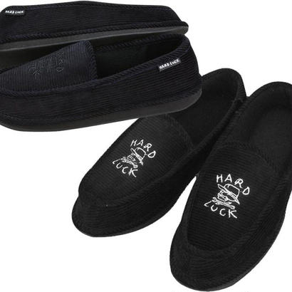 HARD LUCK HARD TIMES HOUSE SLIPPERS