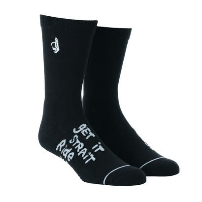 KROOKED SHMOLO2 SOCKS