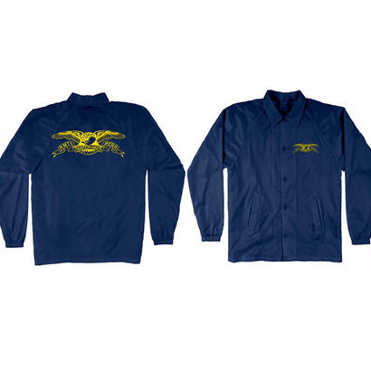 ANTI HERO BASIC EAGLE DOUBLE YOUTH COACH JACKET