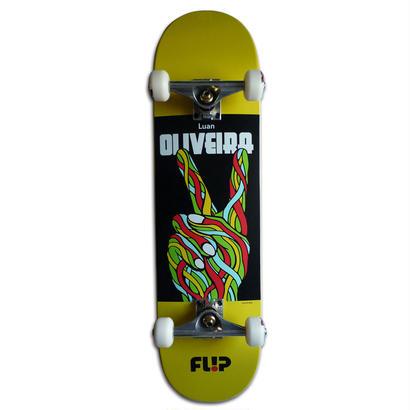 FLIP LUAN OLIVEIRA PEACE COMPLETE SET (8.13 x 32inch)