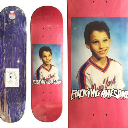 FUCKING AWESOME FRED GALL GUEST CLASS PHOTO DECK  (8.5 x 31.6inch)