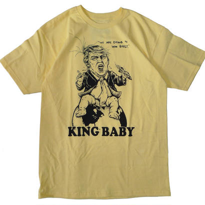 REAL KING BABY TEE