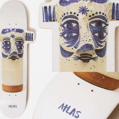 SALE! ATLAS x THOMAS CAMPBELL  YAR FACE DECK