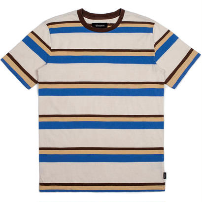 BRIXTON CLIVE WASHED S/S KNIT