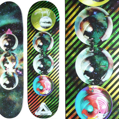 SALE! セール! PALACE CHEWY CANNON SPHERES DECK (8.375 x  32.1)