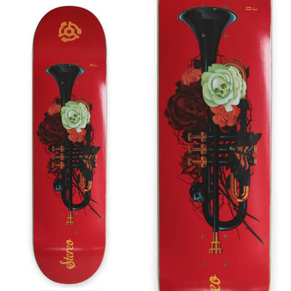 STEREO AMOR ETERNO TRUMPET DECK (8 x 31.2)