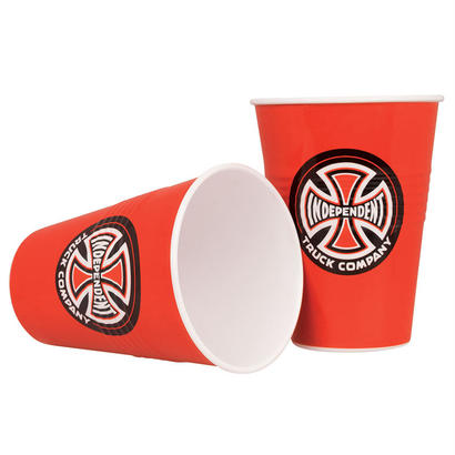 INDEPENDENT BANNER CUP SET