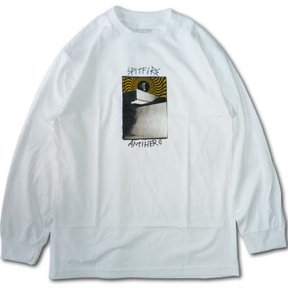 SPITFIRE x ANTI HERO  LIMITED CARDIEL CAR WASH L/S TEE