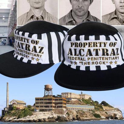 ALCATRAZ  PRISONER PAINTERS CAP