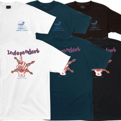 INDEPENDENT MARK GONZALES MY NAME IS GONZALES TEE