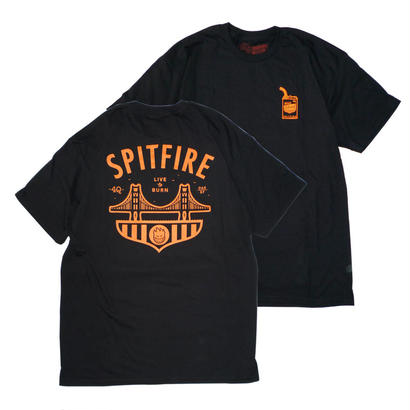 SPITFIRE x 4Q CONDITIONING MAX SCHAAF LIFER TEE