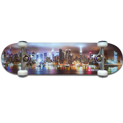 ZOO YORK CITY TRIPPIN COMPLETE SET  (7.875 x 31.6inch)