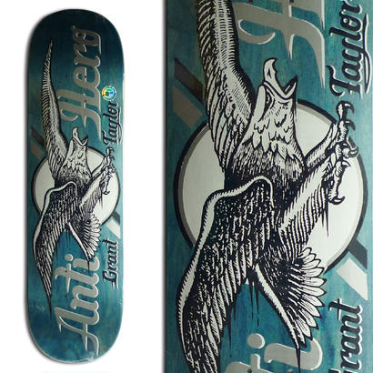 SALE! セール! ANTI HERO GRANT TAYLOR AIR MAIL DECK (8.38 x 32.45inch,  WB14.62)