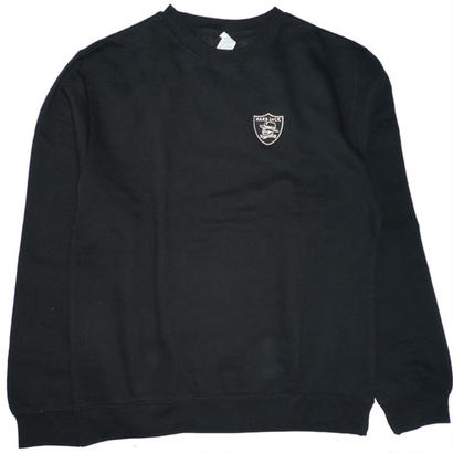 HARD LUCK  HARD SIX  CREWNECK