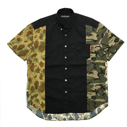 ROLLINGCRADLE FLASHY BIG SHIRT / Camo