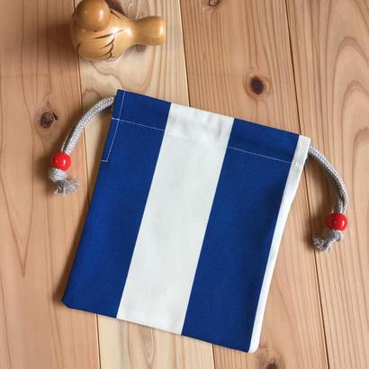<北欧柄>  コップ袋/紐2本タイプ