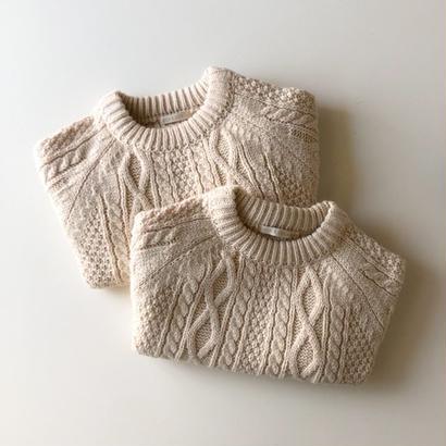 bien a bien cable knit