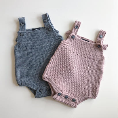 baby / knit rompers