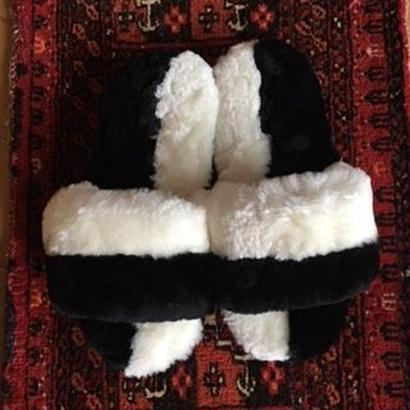 Mouton Sandal ムートンサンダル
