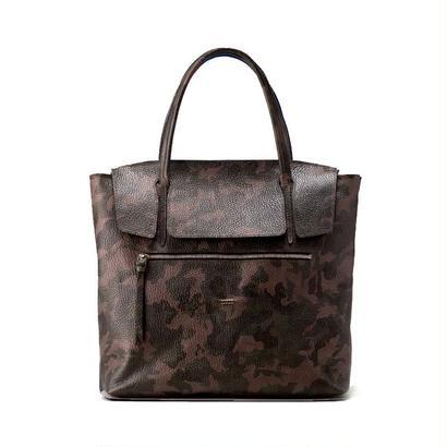 Kamri  (レザー トートバッグ) HMAEN(アエナ)Camouflage/Stone【予約可能】☆広告掲載商品