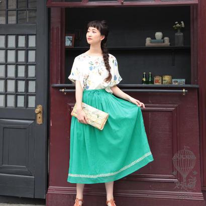 [2017SS]スカート シースルーチェック(8/21まで)