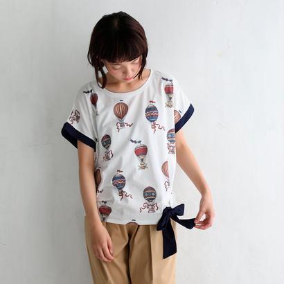 [2018SS]ドルマンリボンTシャツ