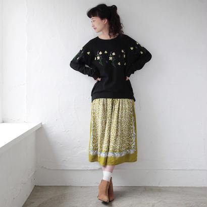 *SALE*[2017AW]スカート バードグレープ