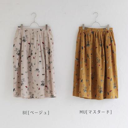 *SALE*[2017AW]スカート マッシュルーム