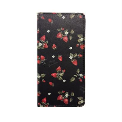 181BC22 苺柄iPhone6.6s.7ケース