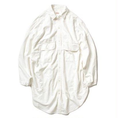 KAPITAL ソフト綿ツイル スラッピーシャツ