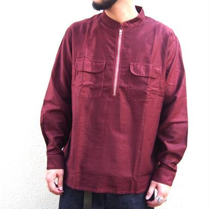 blurhms  Half Zip P/O Shirt L/S